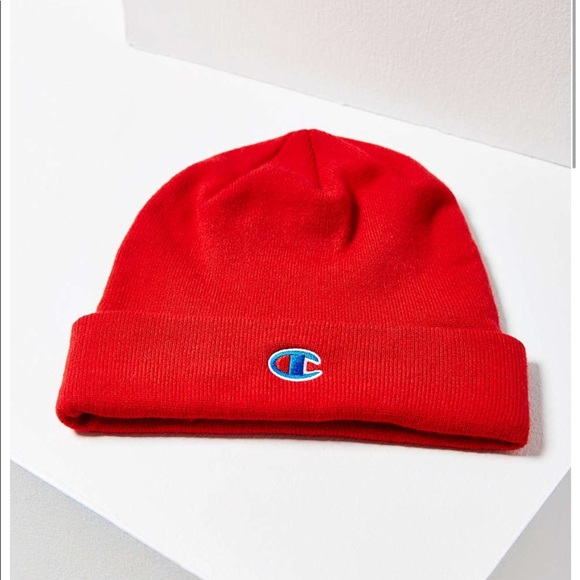 ️NWT Urban Outfitters Champion beanie 80803bfd059